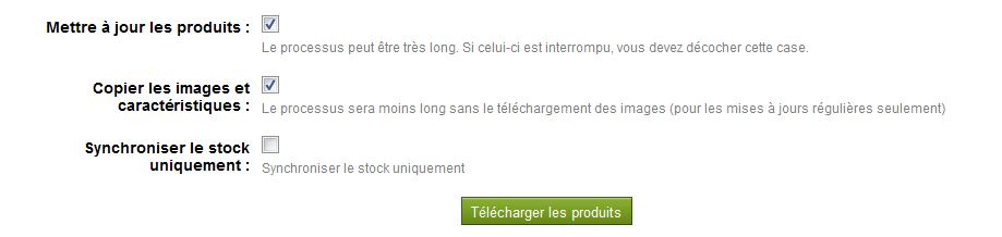 Prestashop module téléchargement mp3