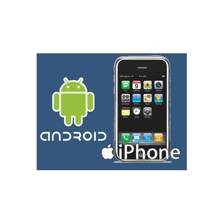 Prestashop mobile : Iphone, Android, BlackBerry...