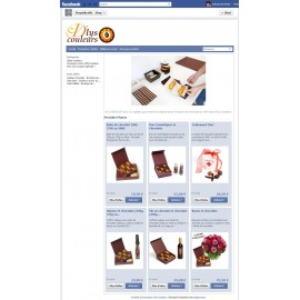 Facebook Module for Prestashop : Shopializable