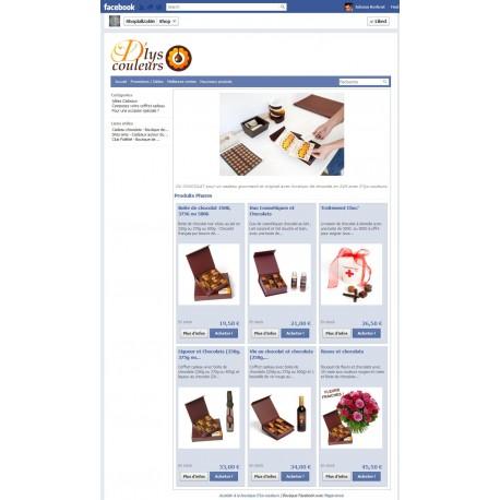 Facebook Module for Prestashop : Shopializable