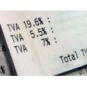 Mise à jour des taux de TVA au 1er janvier 2014