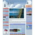 Free Prestashop template : Winter