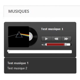 Module Prestashop téléchargement de musique - mp3