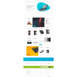 Basic Prestashop Shop Pack
