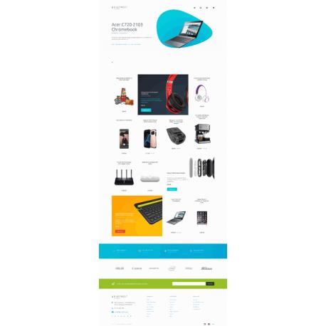 Basic Prestashop Shop Pack