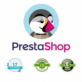Mise à jour de votre boutique Prestashop en 1.6 ou 1.7