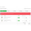 Prestashop: Limit the number of purchases per product for a customer