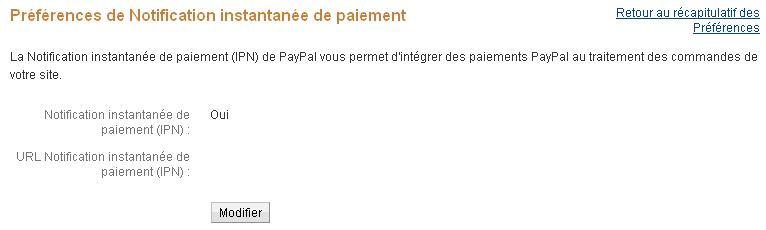 Installer Paypal sur Prestashop